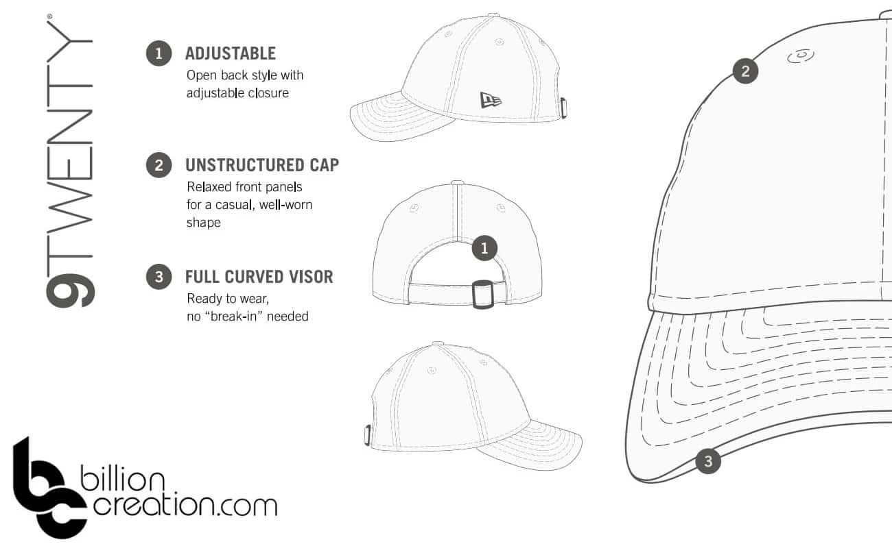 New Era Hat Styles The Ultimate New Era Style Guide Billion Creation