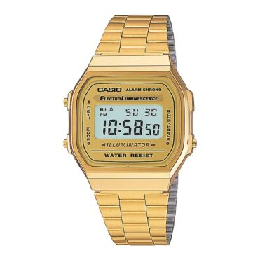 Casio A168WG-9VT Watch Gold