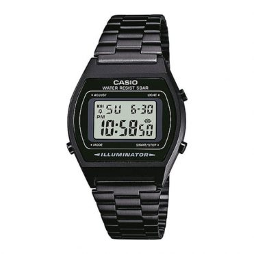 Casio B640WB-1BVT Watch Black