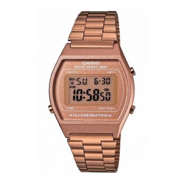 Casio B640WC-5AVT Watch Rose Gold