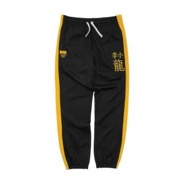 DGK x Bruce Lee Yin Yang Pants Black