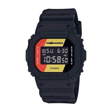 G-Shock x The Hundreds DW5600HDR-1 Watch Black