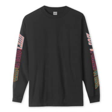 HUF Suspension Classic H Long Sleeve T-Shirt Black