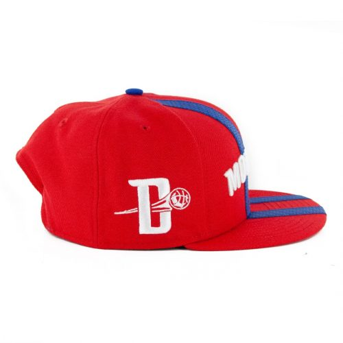 New Era 9Fifty Detroit Pistons City Series 2019 Snapback Hat Red