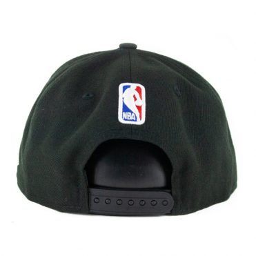 New Era 9Fifty San Antonio Spurs City Series 2019 Snapback Hat Black