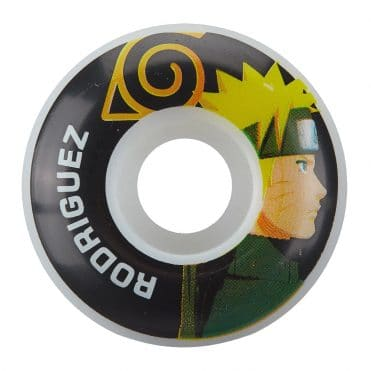 Primitive x Naruto Rodriguez Wheels Black