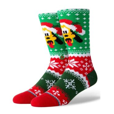 Stance Pluto Claus Sock