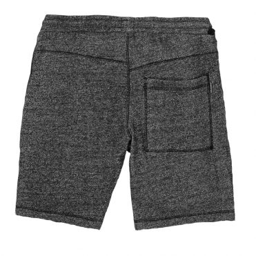 Volcom Chiller Fleece Shorts Heather Black