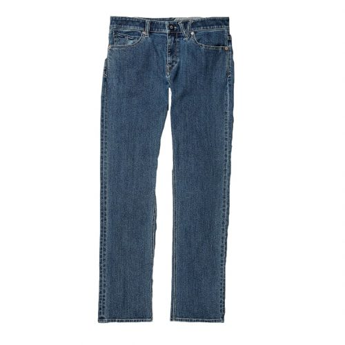 Volcom Solver Denim Pant Easy Enzyme Medium