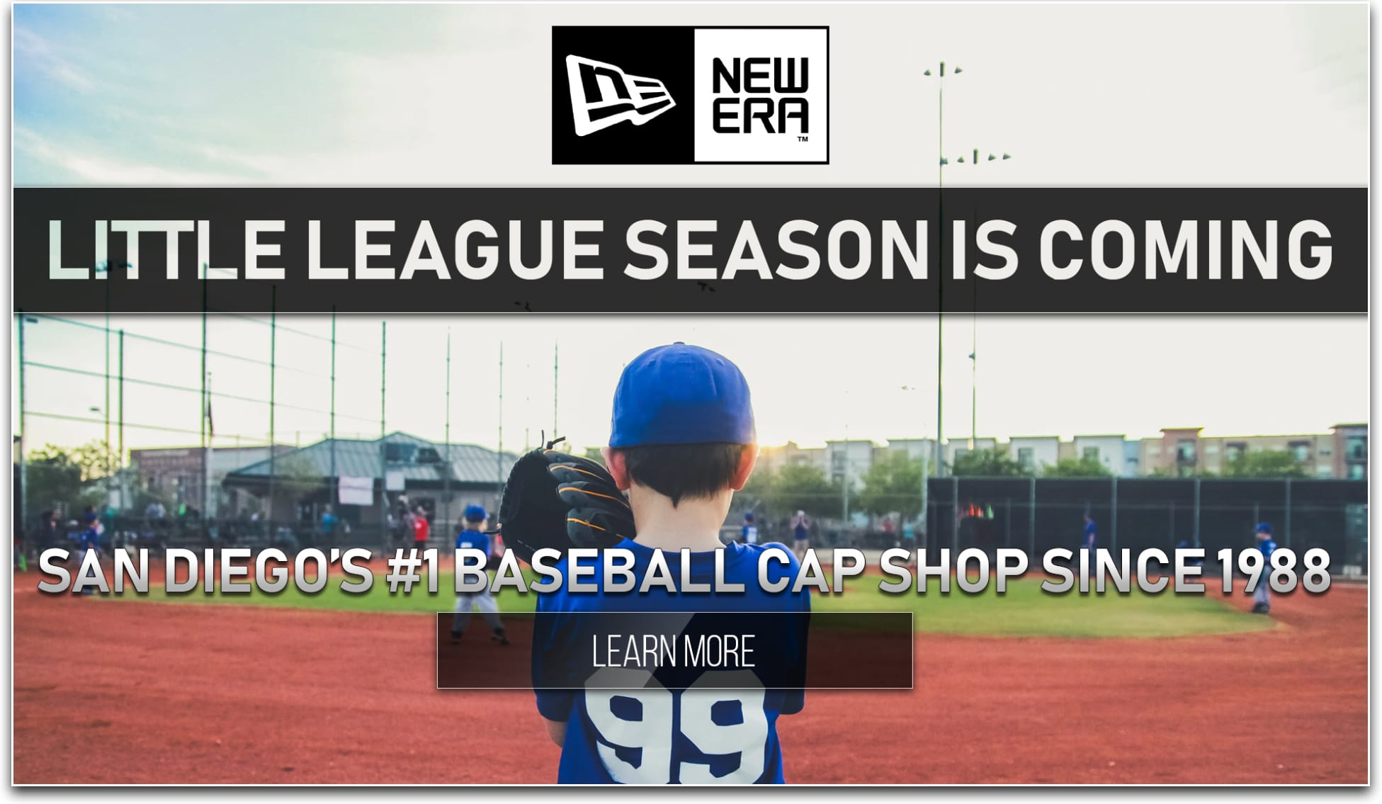 Little League Home Page Banner 02