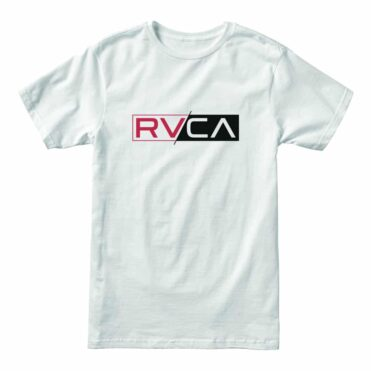 RVCA Lateral T-Shirt White