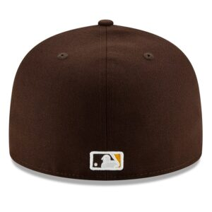 New Era 59Fifty Fitted Cap San Diego Padres Front