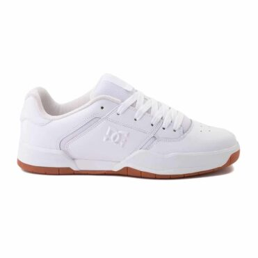 DC Central Shoes White