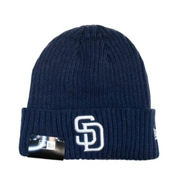 New Era San Diego Padres Beanie Light Navy
