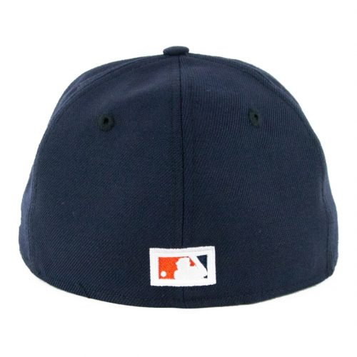 New Era 59Fifty San Diego Padres Retro Fitted Hat Dark Navy