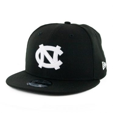 New Era 9Fifty North Carolina Tar Heels Snapback Black