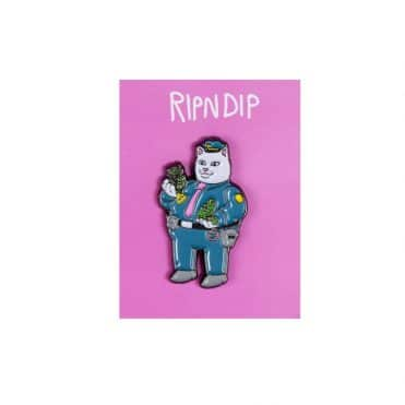 Rip N Dip Confiscated Pin