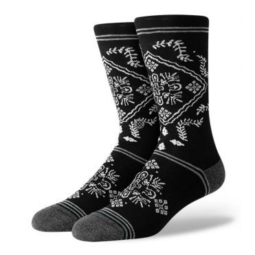 Stance Bandero Sock Black