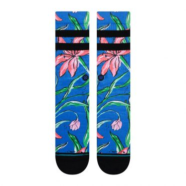 Stance Waipoua ST Crew Sock Blue