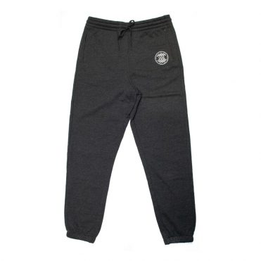 Vans OG Checkered Fleece Pant Black Heather