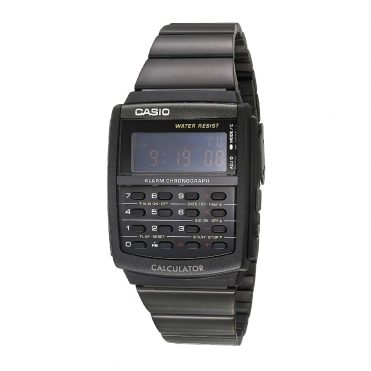 Casio CA506B-1AVT Watch Black