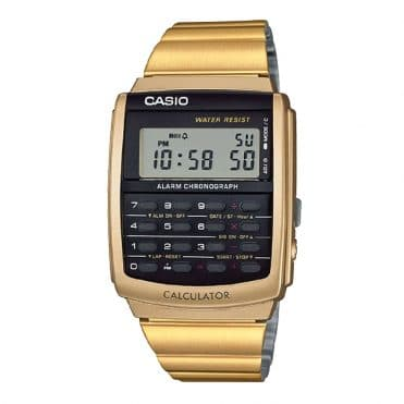 Casio CA506G-9AVT Watch Gold