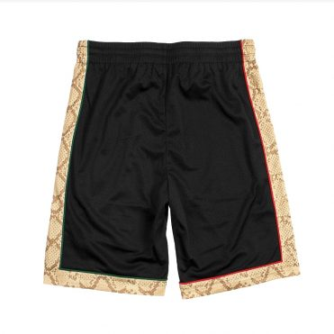 DGK Reptile Athletic Shorts Black