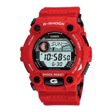G-Shock G7900A-4 Watch Red