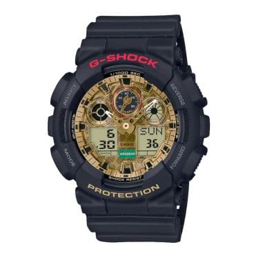 G-Shock GA100TMN-1A Watch Black