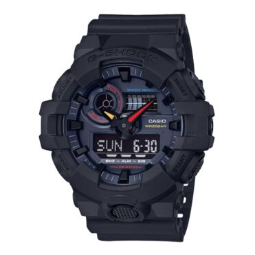 G-Shock GA700BMC-1A Watch Black