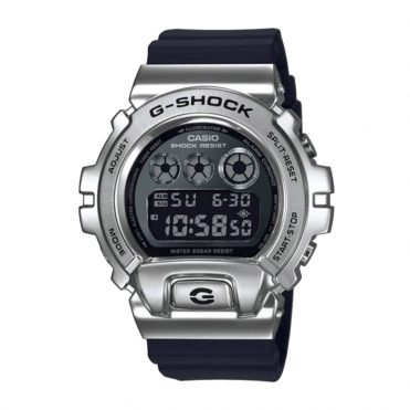 G-Shock GM6900-1 Watch Silver