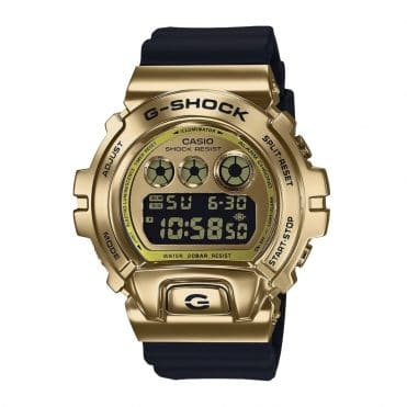 G-Shock GM6900G-9 Watch Gold