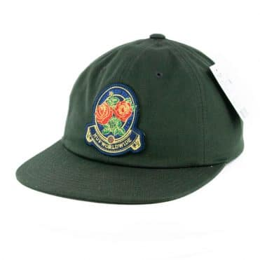 HUF Tenderloin Roses 6 Panel Adjustable Hat Sycamore