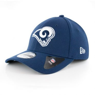 New Era 39Thirty Los Angeles Rams Super Bowl LIII Stretch Fit Hat Navy
