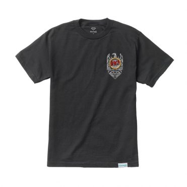 Diamond Supply X Slayer Brilliant Abyss T-Shirt Black