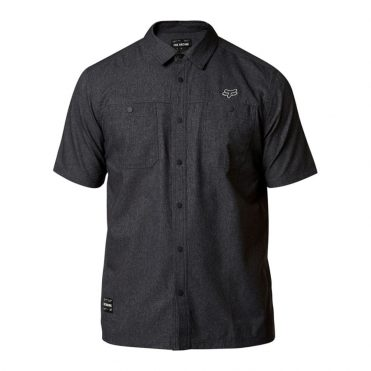 Fox Starter Workshirt T-Shirt Black-Grey
