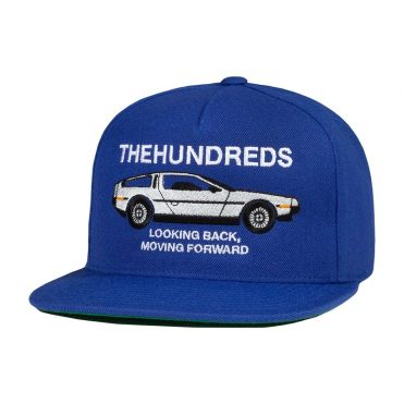 The Hundreds Forward Snapback Hat Royal Blue