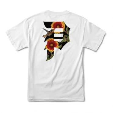 Primitive Dirty P Tropics T-Shirt White