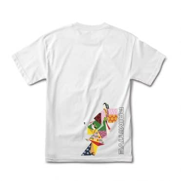 Primitive Far East T-Shirt White