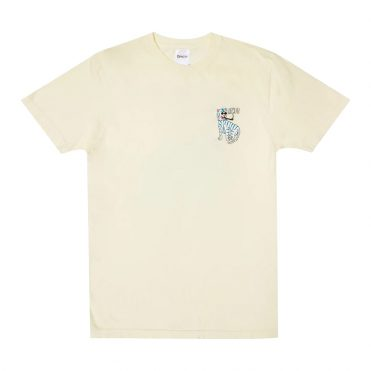 Rip N Dip Cool Cat T-Shirt Natural