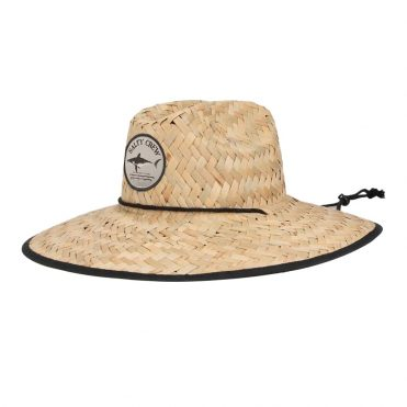 Salty Crew Bruce Straw Hat Black