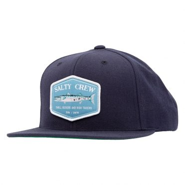 Salty Crew Slime Stick 6 Panel Navy