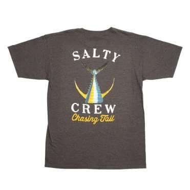 Salty Crew Tailed T-Shirt Charcoal Heather