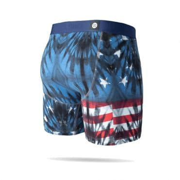 Stance Banner ST 6in Boxer Briefs Blue