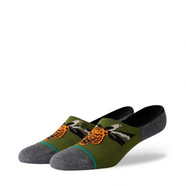 Stance Big Cat Sock Green