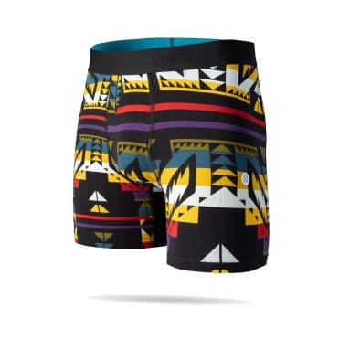 Stance Crash Wholester Boxer Briefs Black
