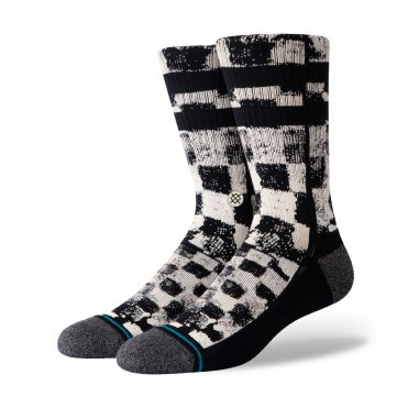 Stance Hasting Sock Black