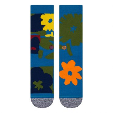 Stance New Tour Sock Blue