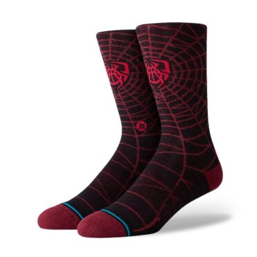 Stance Spida Socks Black
