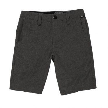 Volcom Frickin Static 2 Shorts Charcoal Heather